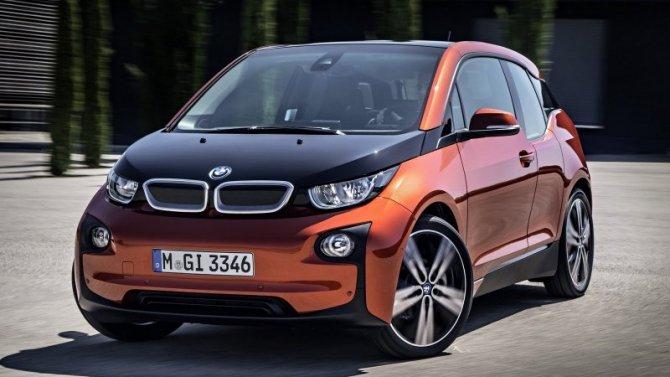 BMW построит вКитае завод повыпуску электромобилей
