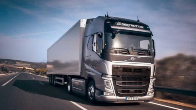 Volvo наладит вРоссии производство грузовиков нагазе