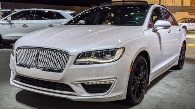 Лос-Анджелес— 2019: Lincoln представил роскошный гибридомобиль