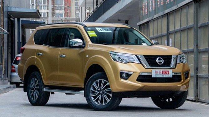 Начались продажи нового Nissan Terra