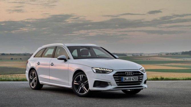 Начался приём заказов набитопливные Audi