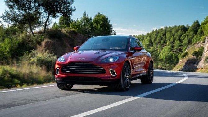 Aston Martin DBX скоро получит «заряженную» версию