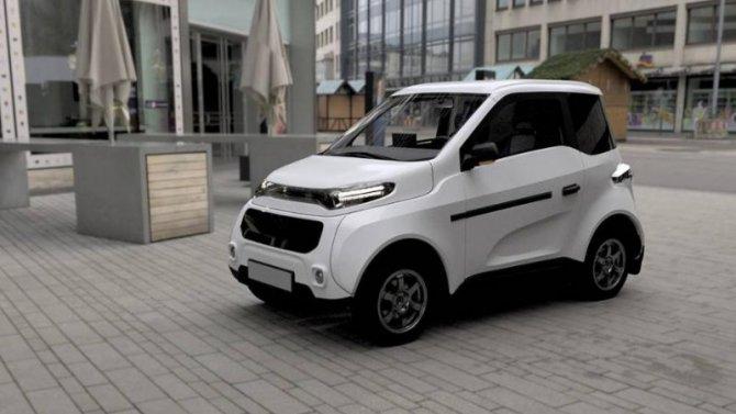 Первый российский электромобиль: известны сроки начала производства