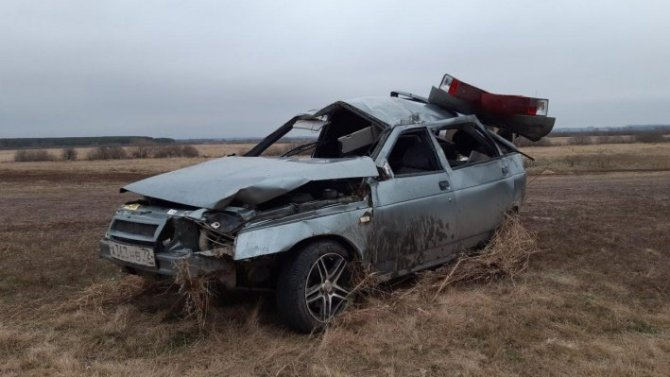 Два человека погибли в ДТП в Тюменской области