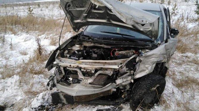 8 человек пострадали в ДТП в Башкирии