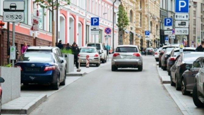 ВМоскве повысятся тарифы напарковку