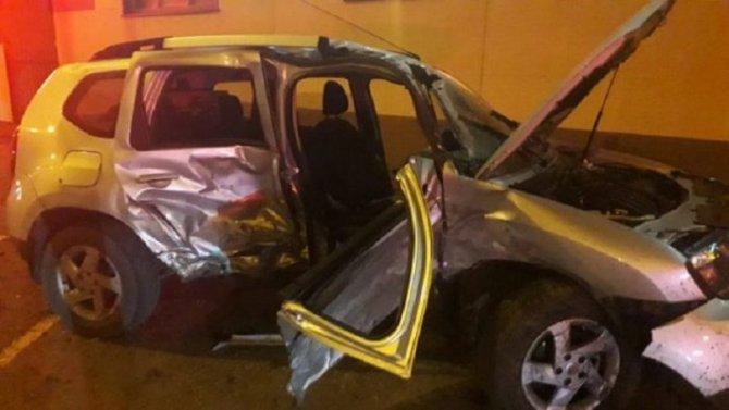 Двое детей пострадали в ДТП в Оренбурге