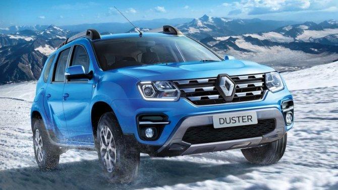 Европейскую версию Renault Duster вРоссии сменит индийская