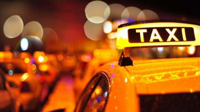 Бывшие уголовники несмогут стать таксистами