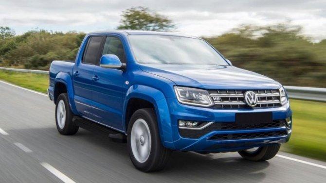 Снижены рублёвые цены надве модели Volkswagen