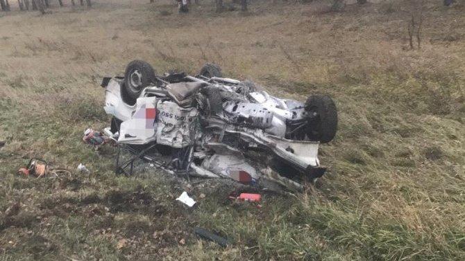 В лобовом ДТП под Тольятти погибли два водителя