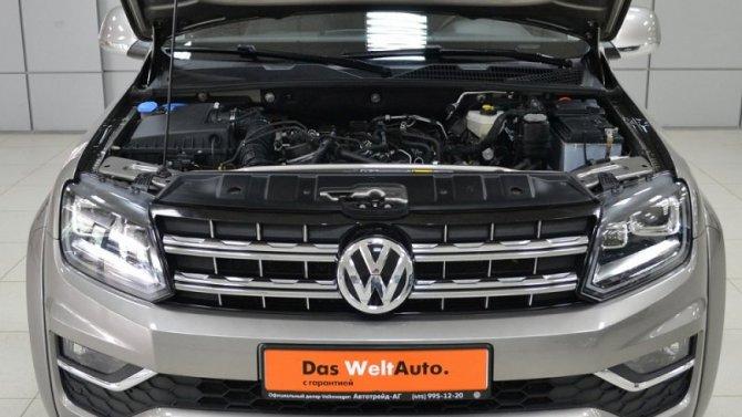 Volkswagen расширил условия программы Das WeltAuto