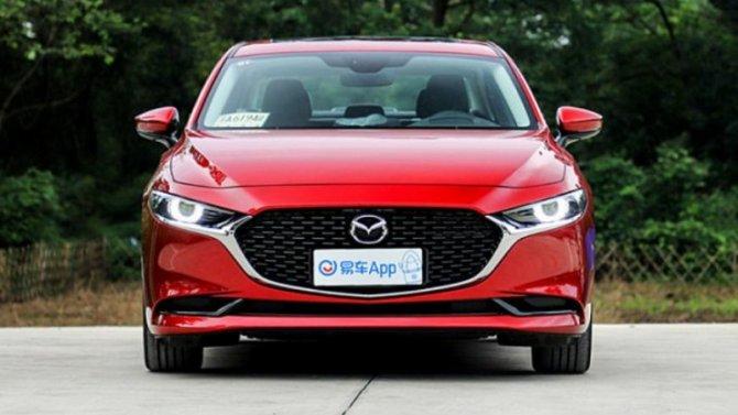 Mazda 3 получила новый двигатель