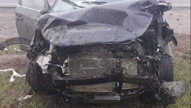 Пожилая пара погибла в ДТП в Воронежской области