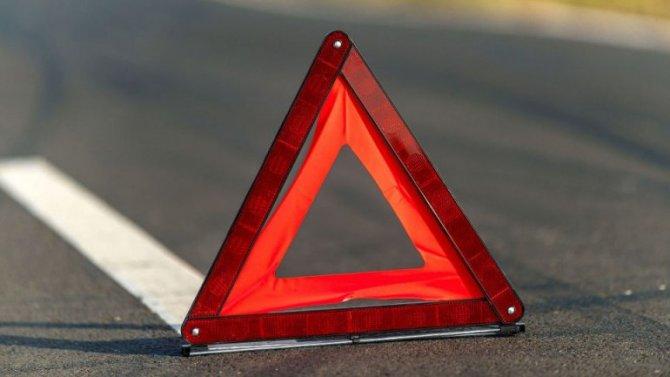 Водитель погиб в ДТП в районе Горбуново