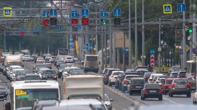 Самара - самый обеспеченный автомобилями город России