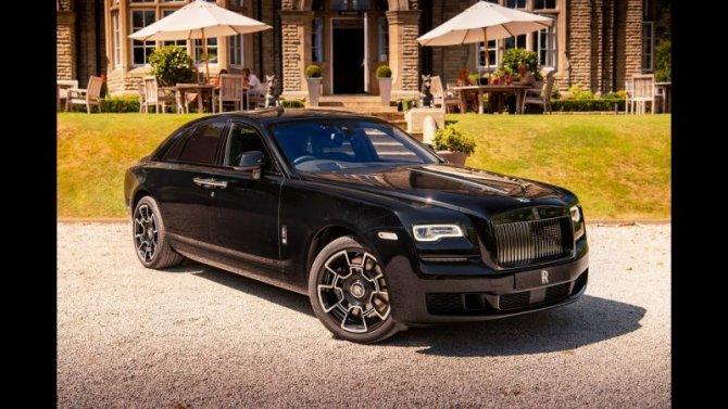 Подготовлена финальная партия Rolls-Royce Ghost