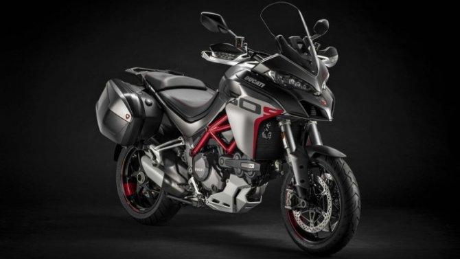 Ducati Multistrada обзавелась новой модификацией