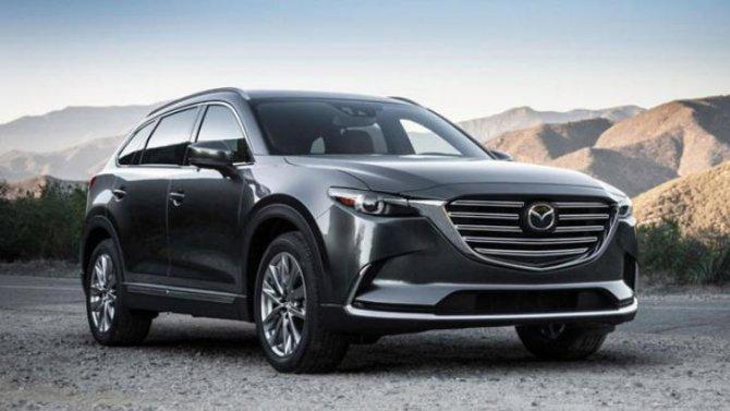 Mazda CX-9 стала тяговитее
