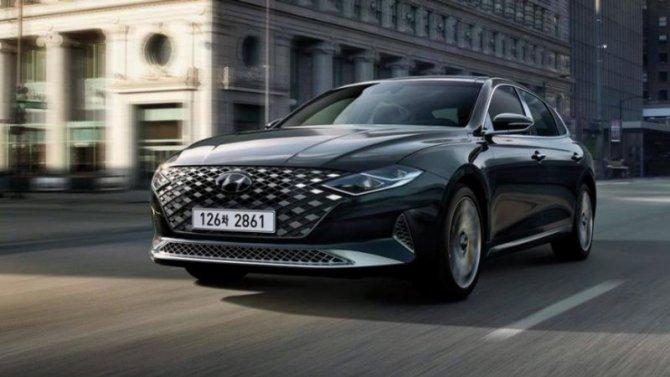 Лос-Анджелес— 2019: представлен новый Hyundai Grandeur