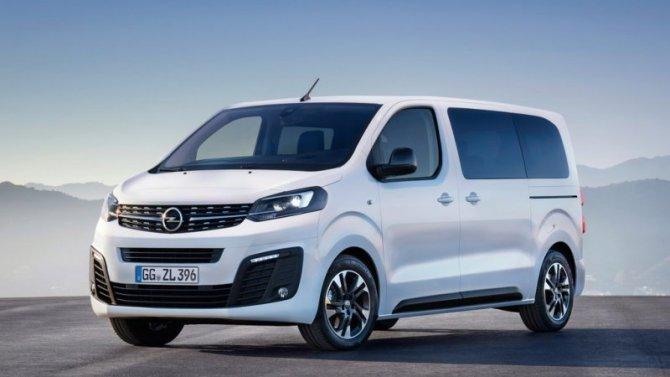 ВРоссии сертифицированы две модели Opel