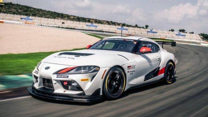 ВЕвропе начались продажи гоночной версии Toyota Supra
