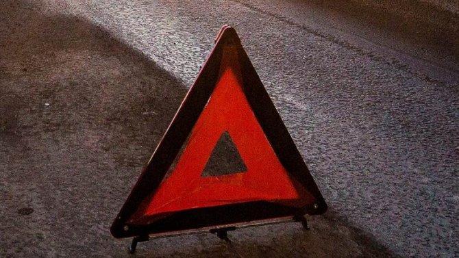Женщина погибла в ДТП в Брянской области
