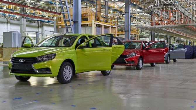На «АвтоВАЗе» вводится новый способ проверки качества машин