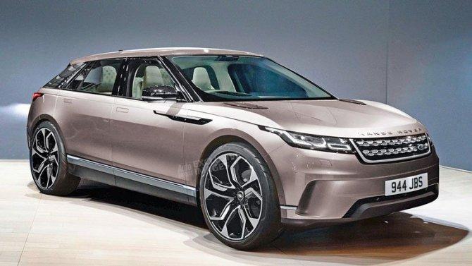 Land Rover готовит новинку