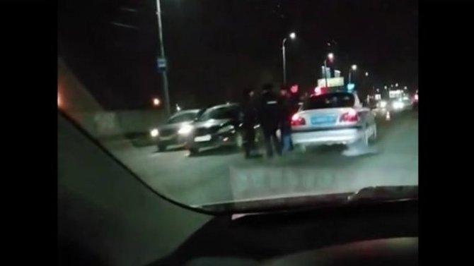 В Оренбурге насмерть сбили пешехода