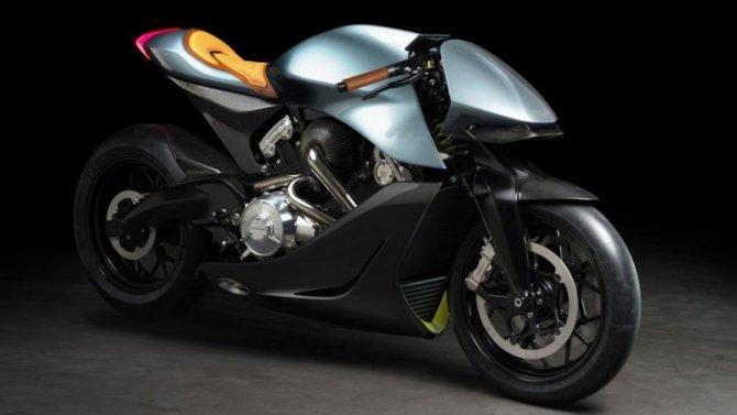 Aston Martin решил делать мотоциклы