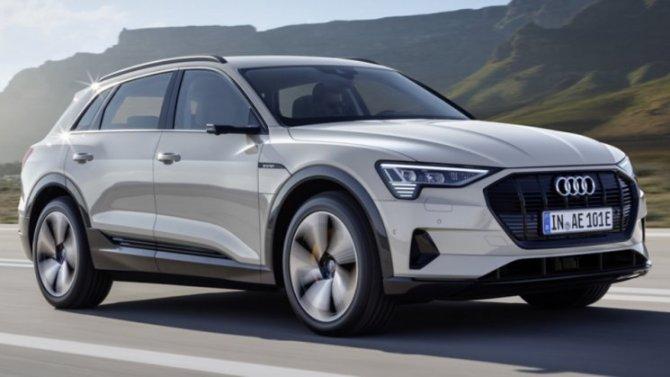 Audi e-Tron получил увеличенный запас хода