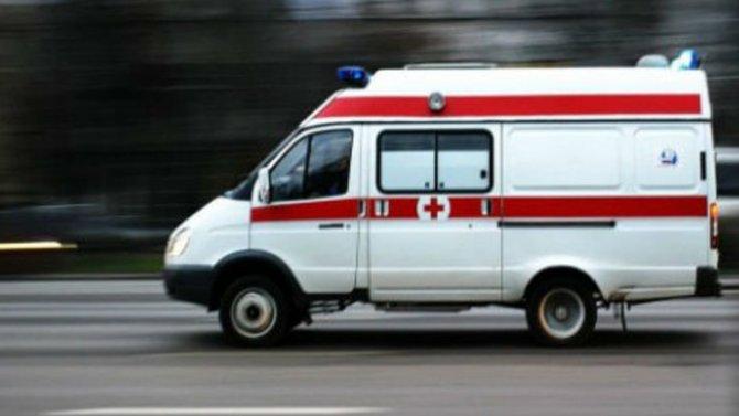 На Лиговском автобус сбил женщину