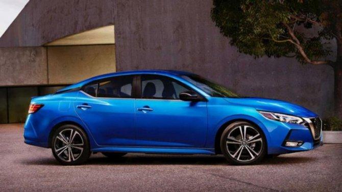 ВЛос-Анджелесе покажут новый Nissan Sentra: уже есть подробности о новинке