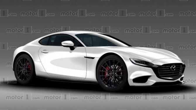 Mazda работает над новым роторным мотором