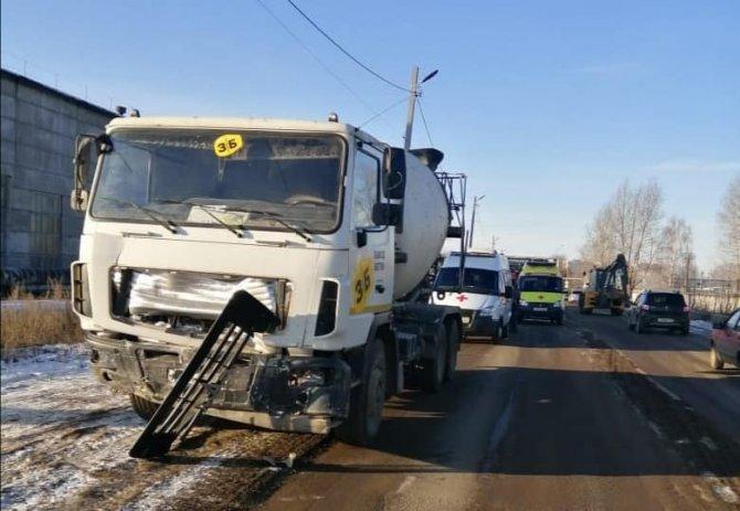 В Нефтекамске в тройном ДТП погибли два человека (2)