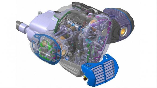 бмв мотор 2