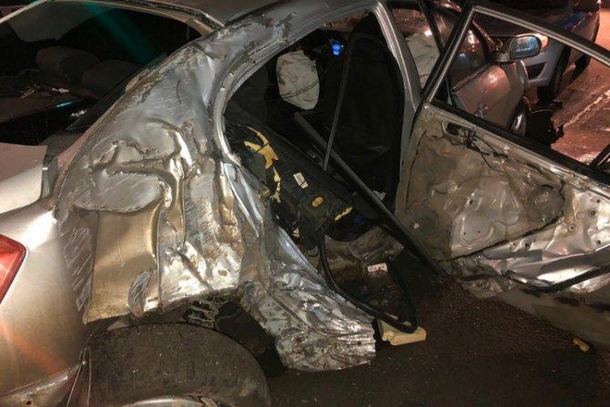 В Саратове по вине пьяного водителя погиб человек (2)