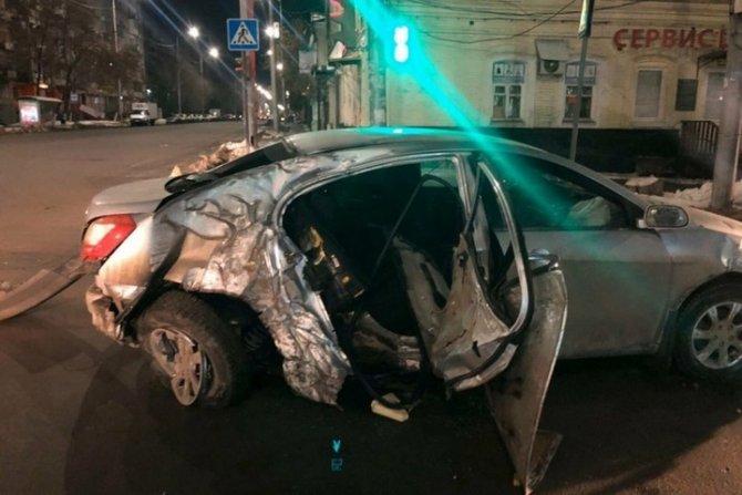 В Саратове по вине пьяного водителя погиб человек (1)