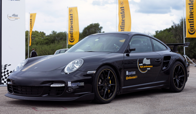 3 Porsche 9ffTR 1000