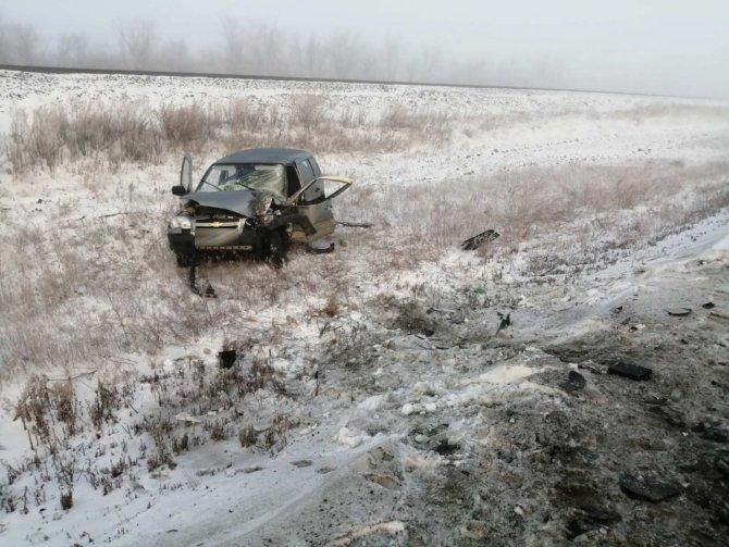 В ДТП на трассе Орск – Гай пострадал человек