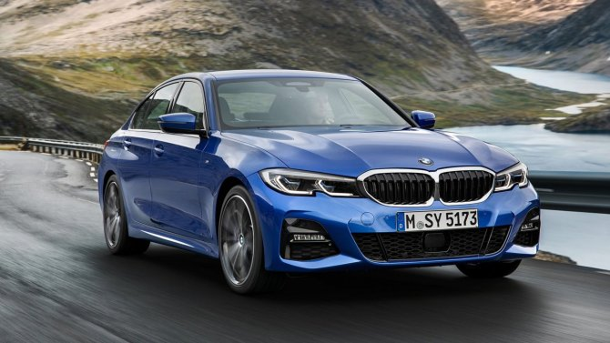4 BMW 3-Series