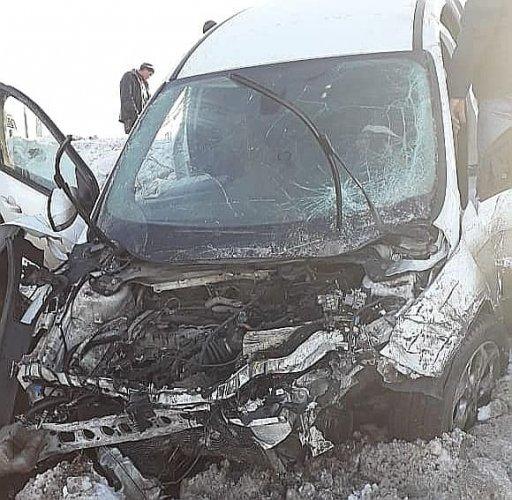 В ДТП в Башкирии погиб пассажир иномарки (4)