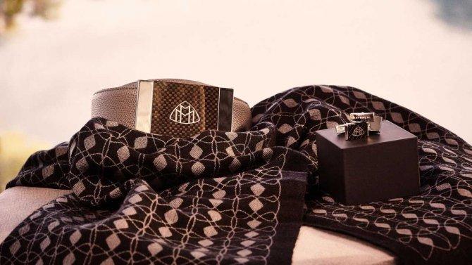Mercedes-Maybach коллекция аксессуаров от Icons of Luxury 3