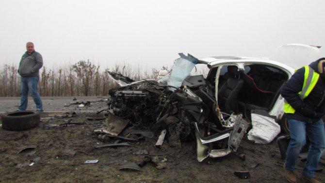 В ДТП в Нижнедевицком районе Воронежской области погиб человек (1)