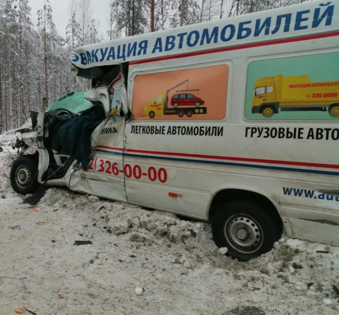 В ДТП с лесовозом в Карелии погиб человек (1)