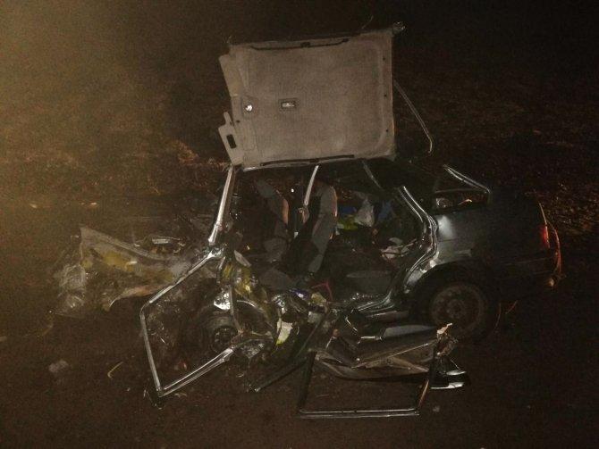 В ДТП в Тамбовской области погибли два человека (1)