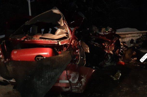 Два человека погибли в ДТП под Сыктывкаром (2)