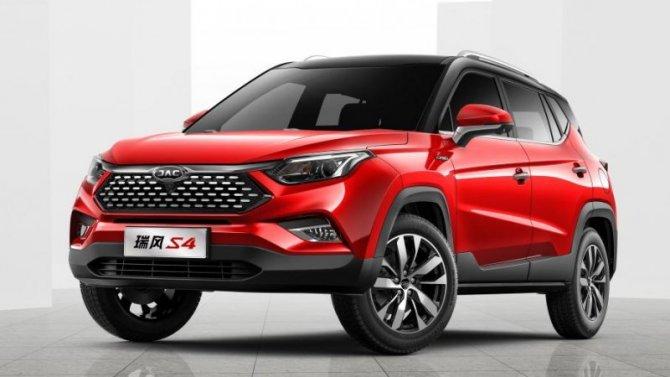 ВРоссии появится конкурент Hyundai Creta
