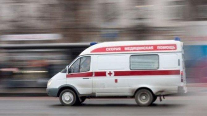 В Туле женщина лишилась ноги после наезда грузовика